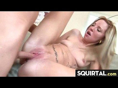 Teen Latina Squirts while getting fucked 18
