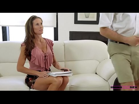 Mom Watches Daughter Fuck