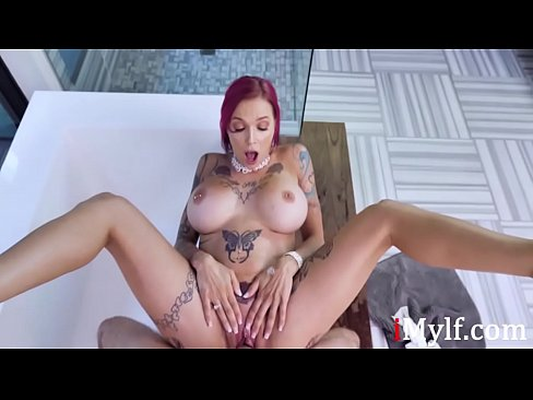 MILF gets FUCKED by her DIRECTOR- Anna Bell Peaks