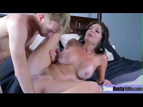Lovely Sexy Housewife (Veronica Avluv) With Bigtits Hardcore Banged Video-29
