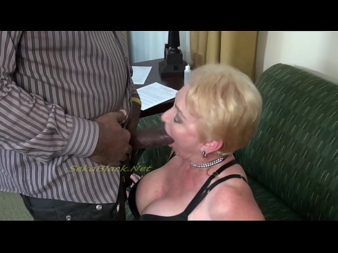 Clip sex Seka has been naughty and an Interracial specialist is called in
