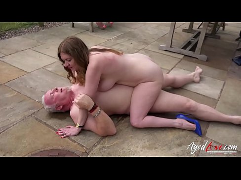 Outdoor hardcore fuck with Lily May in main role