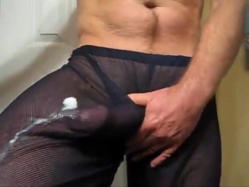 Guys with big cocks jacking off
