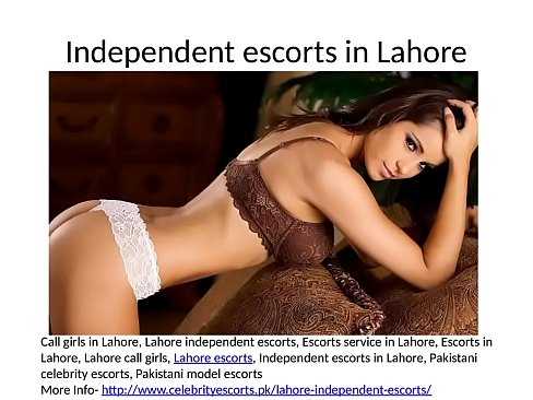 @Call girls in Lahore | Independent escorts in Lahore