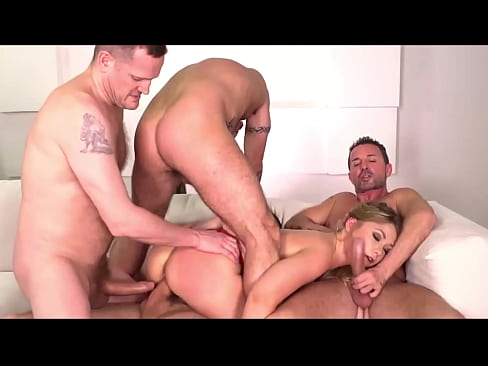 Three dicks in one mouth pics