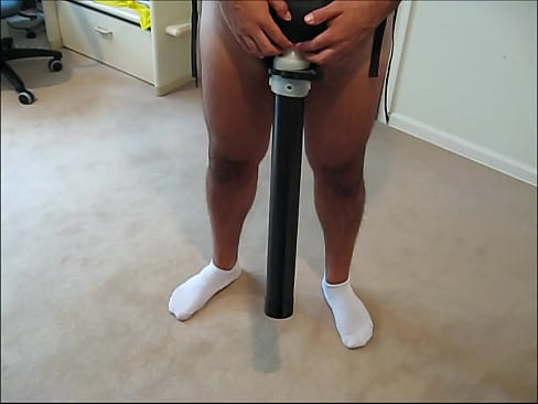 Clit enlargement device video demonstration