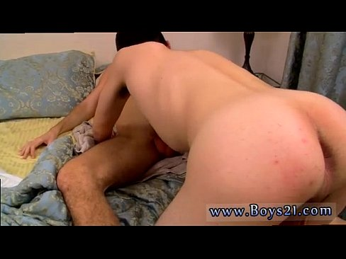 Double gay anal penetration