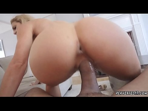 Hot step mom strap on Cherie Deville in Impregnated By My Stepchum'_s's Thumb