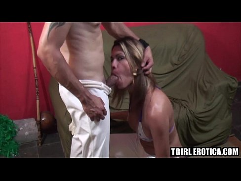 Horny and sexy blonde Leticia railed doggystyle until jizz