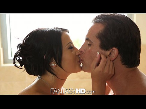 cover video fantasyhd horny chick gets facial after getting fucked
