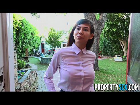 PropertySex Factory Worker Impressed by Real Estate Agent's Offer Especially When She Offers Him Double Market Value and Fucks Him