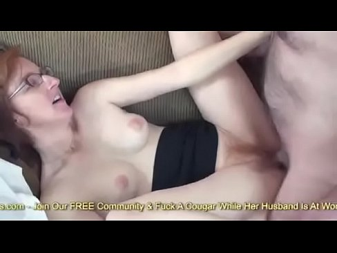 Chubby housewife lexxi meyers is swallowing a stiff cock - 2 part 3