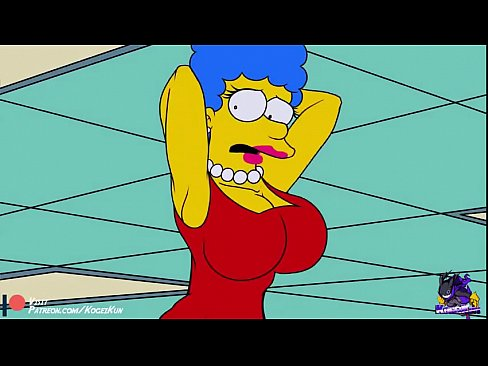Marge simpson nackte Nackte willige