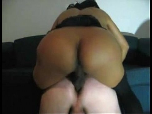 Big Fat Ebony Ass White Guy