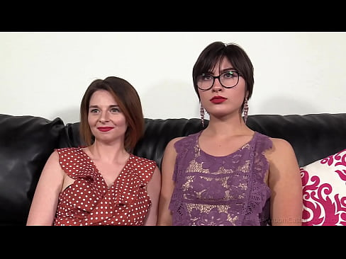 Bisexual Newbies Angeline And Sophie Fuck On Camera For The 1st Time!