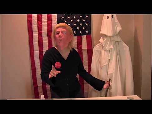 Donald Trump Press Conference KKK XXX