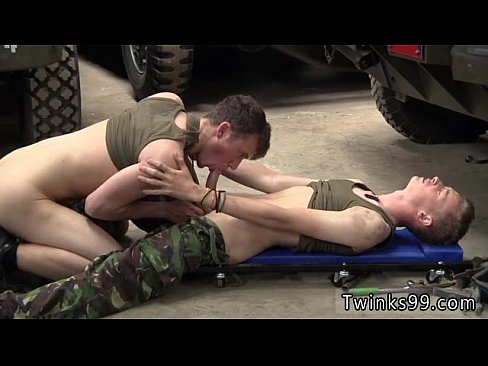 Gay sex in camp