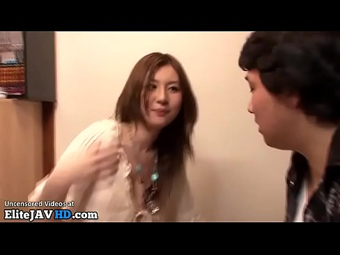 Jav beautiful adult star meets and fucks a fan