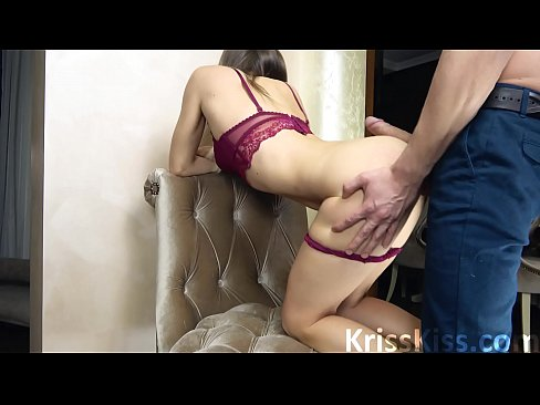 Russian Teen Suck and Doggystyle Sex