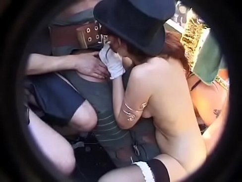 hot party outdoor