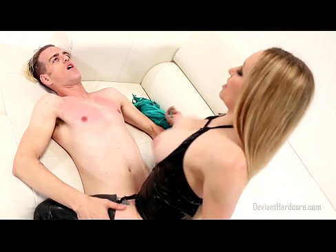 Femdom husband sucks dick podcast