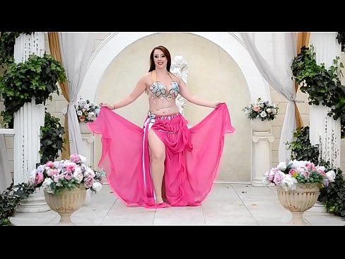 Cute Russian Belly dancer's Thumb