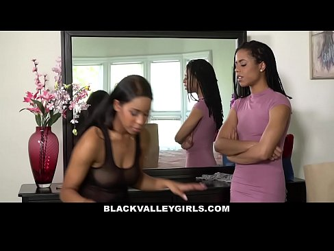 BlackValleyGirls- Hot Ebony Bffs Scissor & Fuck