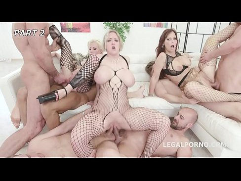Outnumbered both ways Squirt Edition #1 With Syren De Mer, Dee Williams and Barbie Sins DAP, Squirt, Creampie GIO1062