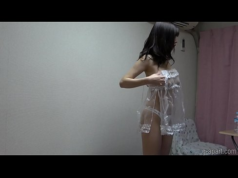 Clip sex Yuuna Ishikawa in see through lingerie change clothes