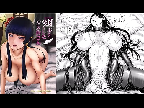 MyDoujinShop - Nyotengu Wearing a Sexy Catwoman Suit Pulls Out Her Tits & Dominates You!!! Hentai Comic