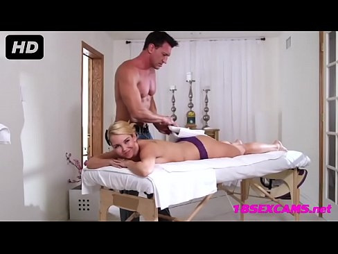 Fucking While Getting Massage