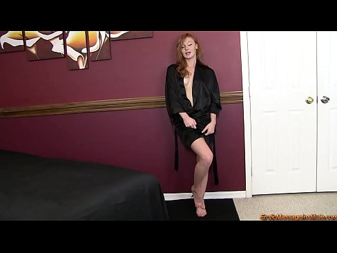 Young redhead fetish