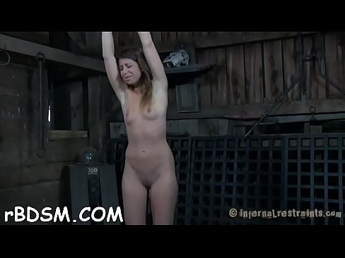 breasty beauty loves getting extreme cum-hole torture
