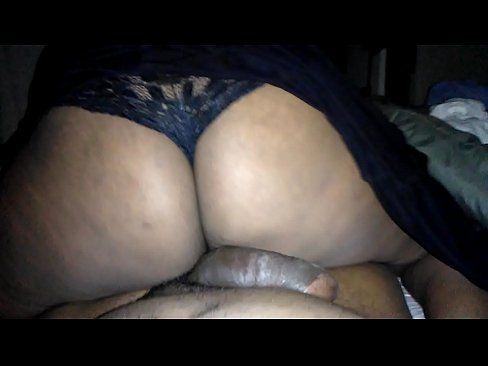 Big Ass Ebony White Amateur