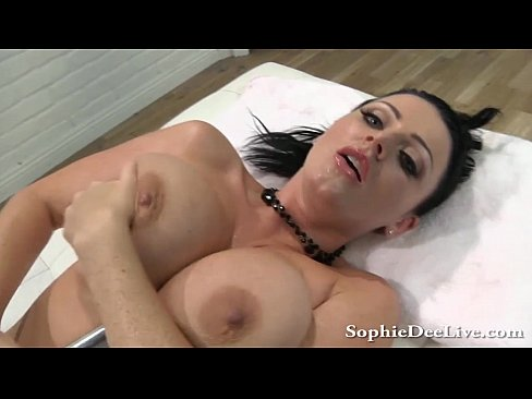 image Sophie dee commands you to lick her sweet wet pussy