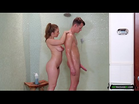 cover video hot massage to  the nerd