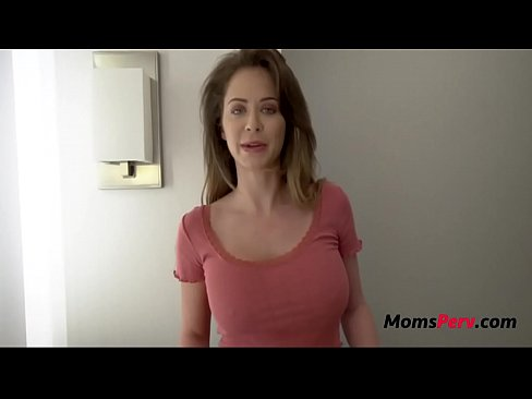 Getting Fucked By Mom Is So Satisfying