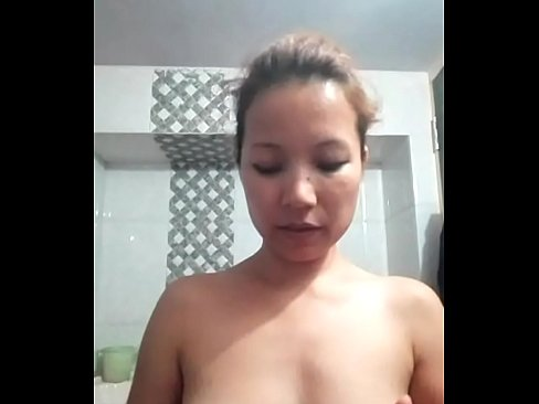 Wife cum hot tub sex