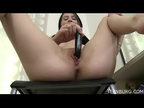 French wife fingering her pussy