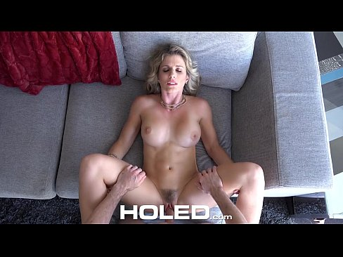 HOLED – Virgin boy anal fucks busty stepmom Cory Chase