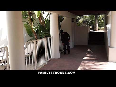 FamilyStrokes – Step Daughter fucked by Pervert Dad