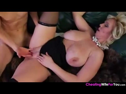 Busty Mature Paid To Fuck