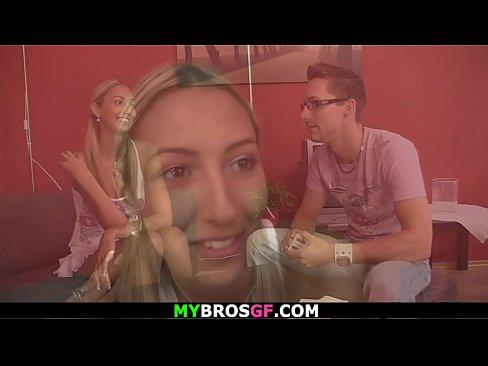 He fucks hot blonde cheater from behind