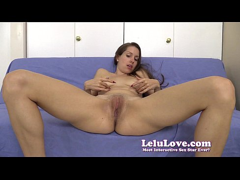 Spreading my pussy for you during a jerkoff encouragement countdown