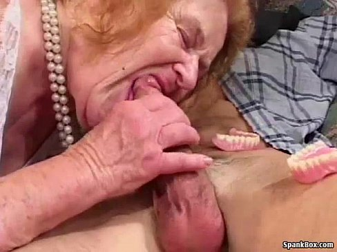 Love Blow job mature toothless the best