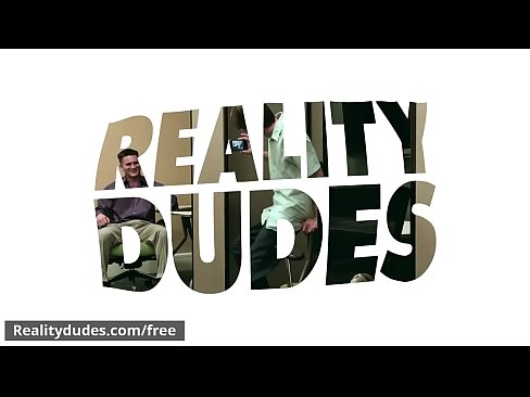 (Dalton Briggs, Allen Lucas, Brian Michaels) - Dudes In Public 26 - The Classroom - Trailer preview - Reality Dudes