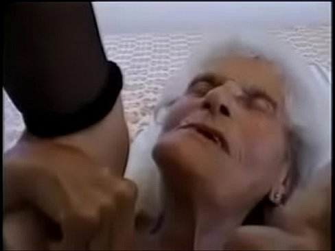 Old women ravished by young men