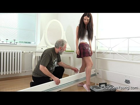 Old Goes Young -  Nakita Star has the most amazing sex