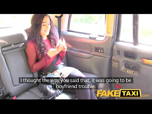 Fake Taxi Innocent teen takes on big cock – 10 min