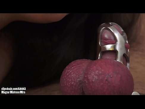 Clip sex MIRA CUCKOLD - Locked And Suffering - Suck And Fuck In Chastity